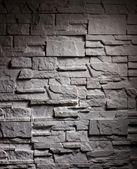 Lighting wall brick — Stock Photo