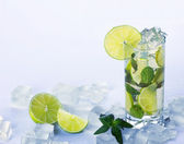 Osvěžující nápoj — Stock fotografie