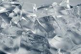 Grey ice background — Stock Photo