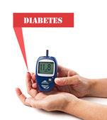 Diabetic concept  — Stock Photo