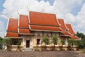 Thai Church — Stock Photo