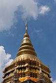 The golden pagoda. — Stock Photo