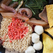"Stock Photo: Noodle ""Yong Tau Foo"""