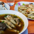 Постер, плакат: Chicken foot steamed