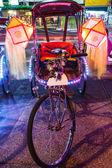 Таиланд трицикл — Стоковое фото