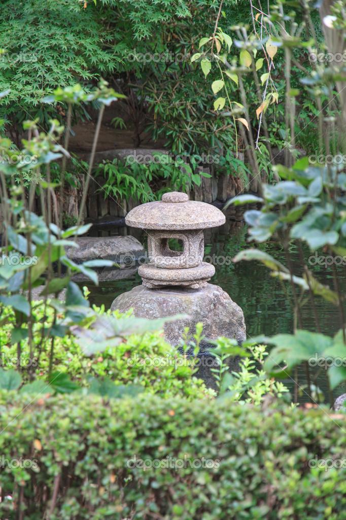 Jard n de estilo japon s foto stock suksao 41653787 for Jardin estilo japones