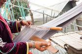 Weaving — Stock Photo