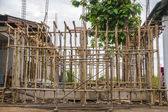 Building construct site — Stock Photo