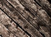 Burnt wood planks — Stock Photo
