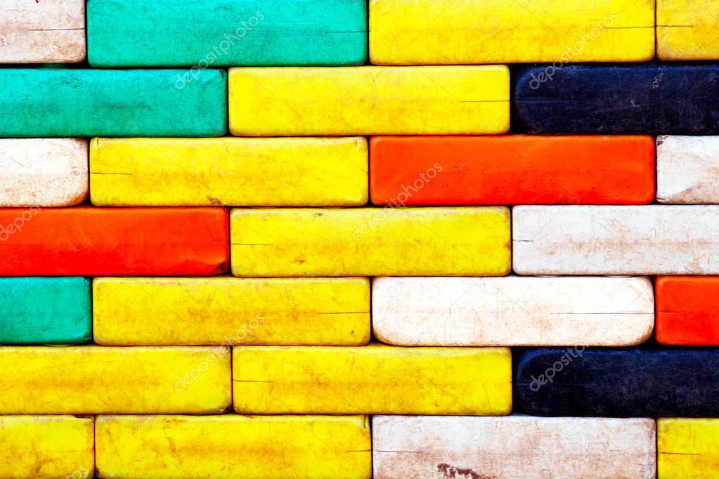 Muro di plastica
