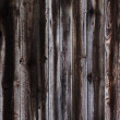 Dark and old wood background — Stock Photo