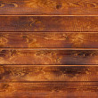 Dark and brown wooden gnarly background — Stock Photo