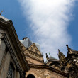 Aachen Cathedral against a sky in Germany — Stock Photo #28803791