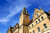 City Hall in town Hanover, Germany — Stock Photo