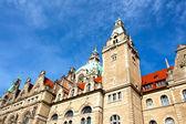 City Hall in the Hanover city — Stock Photo