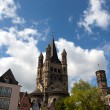 Church of St. Martin in Cologne in Germany — Stock Photo #45691347