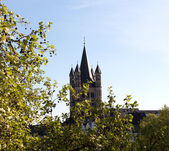 Church of St. Martin in Cologne — Stock Photo