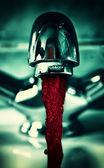 Blood tap — Stock Photo