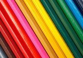 铅笔对角线 — 图库照片