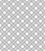 Papel de parede e sem costura padrão tradicional — Vetorial Stock