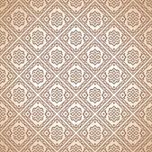 Seamless wallpaper design — Stock Vector