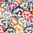 Seamless floral pattern,background - Stock Vector