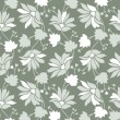 Seamless floral background,pattern - Stock Vector