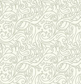Luxurious seamless wallpaper — Stock Vector
