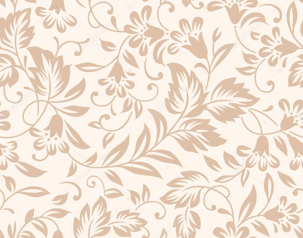 seamless floral background - photo #18