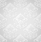 Royal damask wallpaper — Stok Vektör