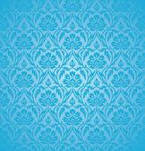 Seamless royal vector wallpaper — Stock Vector