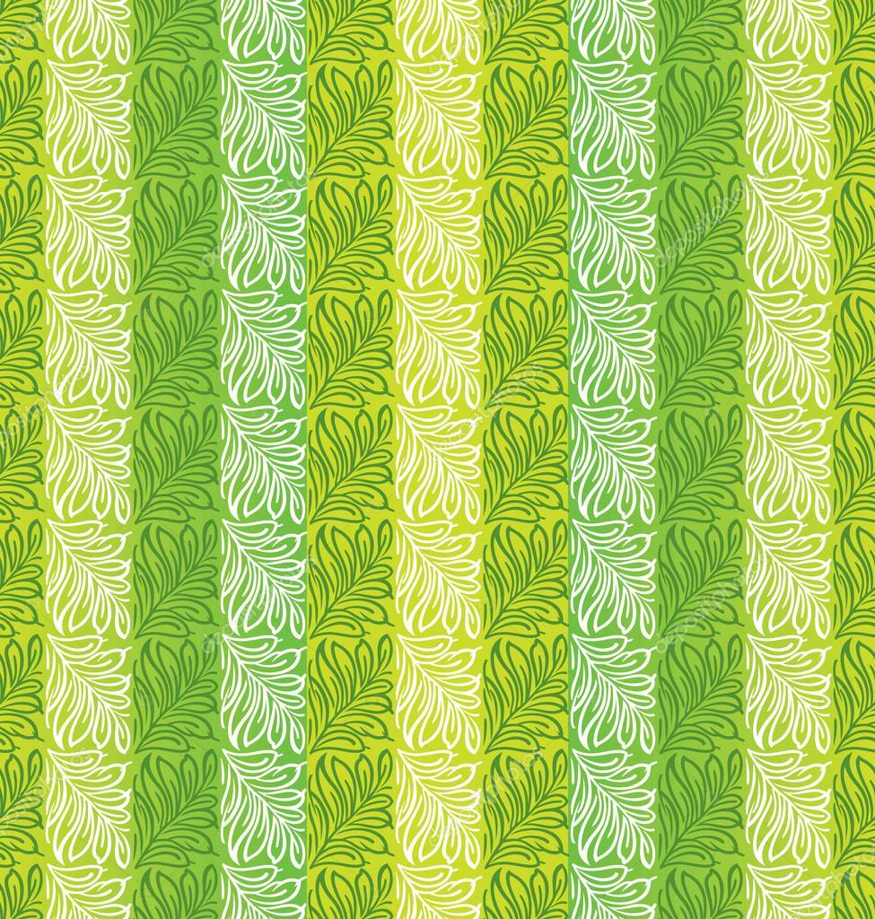 Fondo De Pantalla De Hojas De Color Verde Transparente