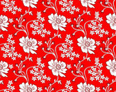 Seamless textile design background — Stockfoto