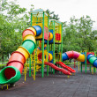 A colorful children playground — Stock Photo #12944300