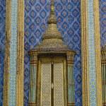 Palace Door Wat Phra Kaew — Stock Photo #13630325