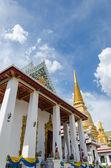 Wihan Phra Sadsada, Wat Bowonniwet Vihara Rajavaravihara — Stock Photo