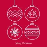 Christmas card — Stock Vector #14865905