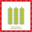 Christmas card — Stock Vector #14866331