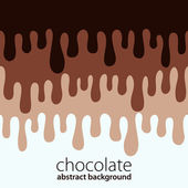 Chocolate — Stock Vector