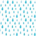 Rain pattern — Stock Vector