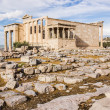 Stock Photo: Erechtheion (Erechtheum) in Acropolis