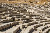 Theatre of Dionysus Eleuthereus — Stock Photo
