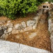 Great Drain in Agora, Athens — Stock Photo