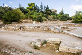 Temple of Hephaestus in Agora — Stock Photo