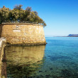 Venetian fortification in Chania — Stock Photo