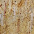 Stock Photo: Oriented Strand Board