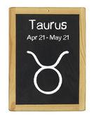Zodiac sign Taurus — Zdjęcie stockowe