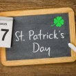 St. Patricks Day, March 17 — Stock Photo #39394801