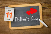 Mothers Day 2014, May 11 — Stock Photo