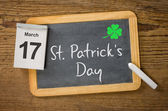 St. Patricks Day, March 17 — Stock Photo